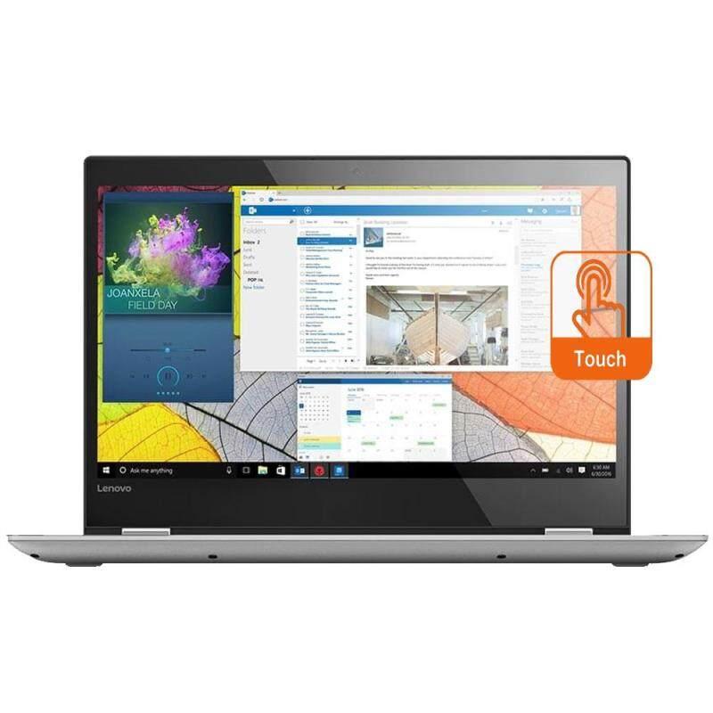Lenovo Yoga 520-14IKB 80X8008RMJ 14 FHD IPS Touch Laptop Grey (i7-7500u, 4GB, 1TB, GT940MX 2GB, W10H) Malaysia