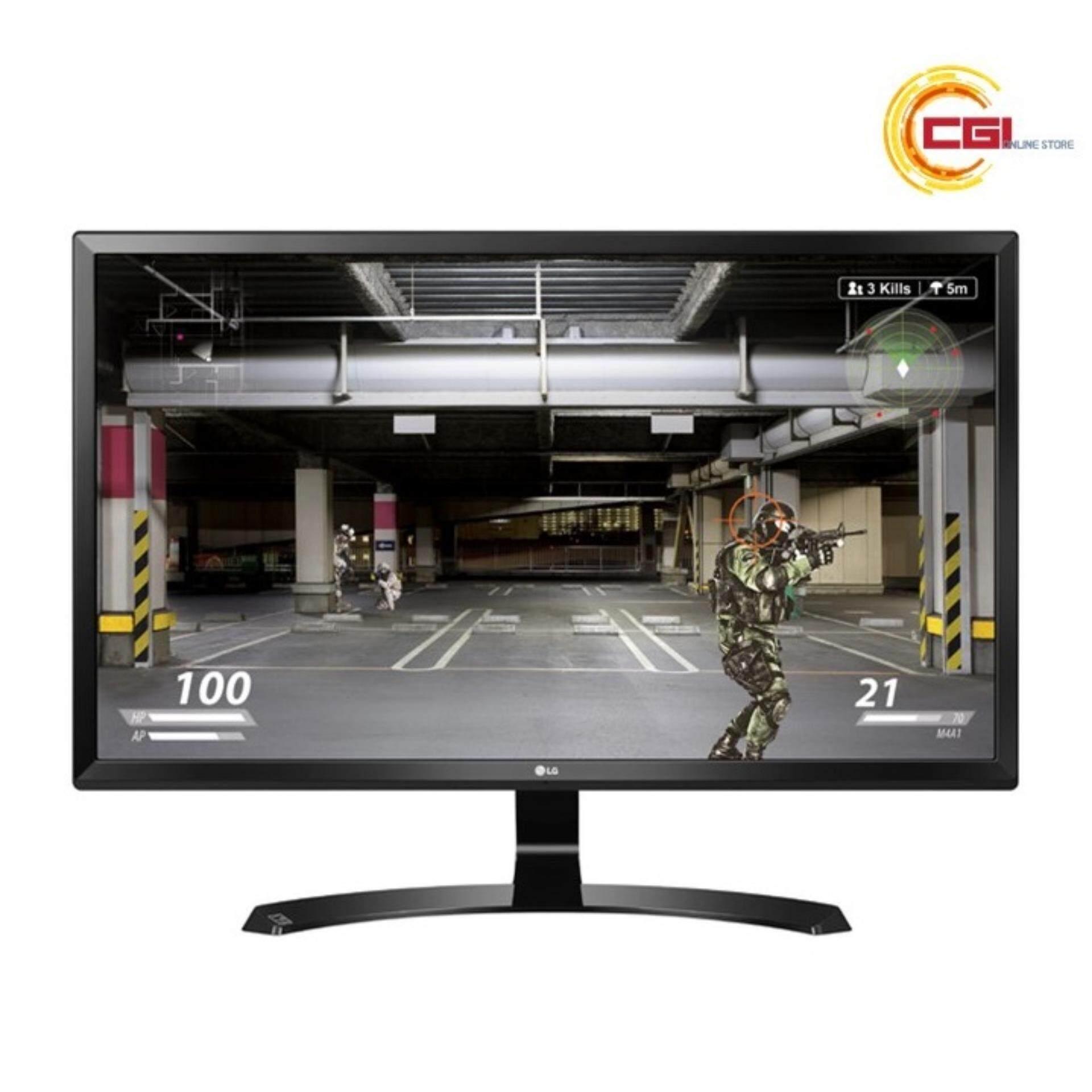 LG 27 27UD58 4K UHD IPS LED Monitor Malaysia