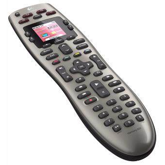 Logitech Harmony 650 Infrared All in One Remote Control, Universal Remote, Programmable Remote - [Silver] - 2