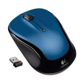 Logitech M325 Wireless Mouse - Peacock Blue (910-002387) Malaysia