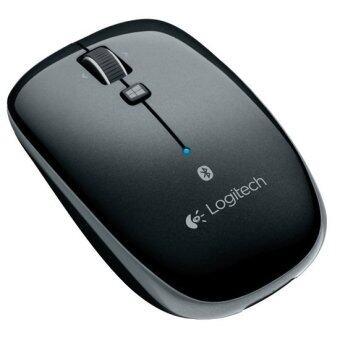Logitech M557 Bluetooth Mouse - Dark Grey (910-003960) Malaysia