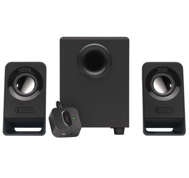 Logitech Multimedia Speaker Z213 - Black Malaysia