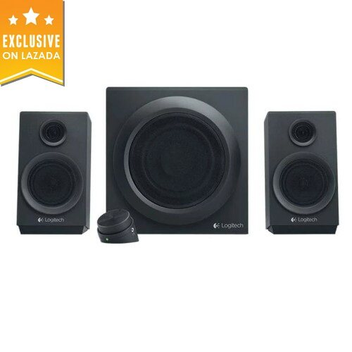 Logitech Z333 2.1 Multimedia Speaker With Subwoofer Malaysia