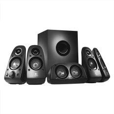Logitech Z506 5.1 Surround Sound Speaker Black Malaysia