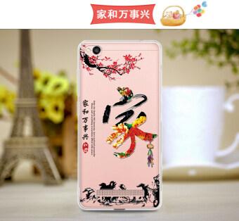 Malaysia Prices Men and women Redmi 4A redmi 4A Xiaomi soft thin mobile phone shell