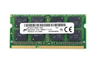 Micron 8GB DDR3L-12800S 1600Mhz Low Voltage Notebook Memory Ram - MT16KTF1G64HZ-1G6E1 - 2