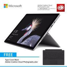 Microsoft New Surface Pro i5 128GB/4GB with Type Cover Black Malaysia