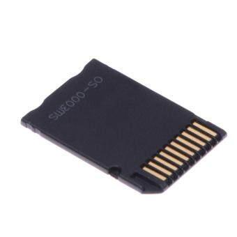 Mini Memory Stick Pro Duo Card Reader Micro SD TF to MS CardAdapter - 5