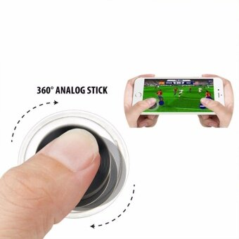 Harga Mini Mobile Joystick Touch Screen Mobile Game Controller For iPhoneAndroid