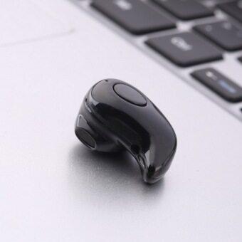 Mini Wireless Bluetooth Stereo In-Ear Earphone Headphone HeadsetEarpiece - 5 .