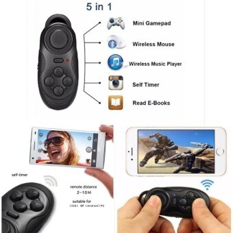 Harga Mini Wireless Gamepad Usb Pc Remote Controller Game ControleJoypadArcade Joystick for Laptop Mobile Phone TV Box
