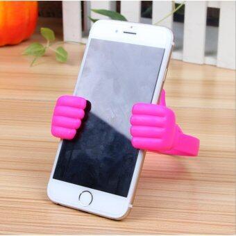 Mobile Phone Holder Bed Thumb Smartphone Tablet Accessory Mount Stand Support Desk Desktop Table Stents - (Intl) - 4