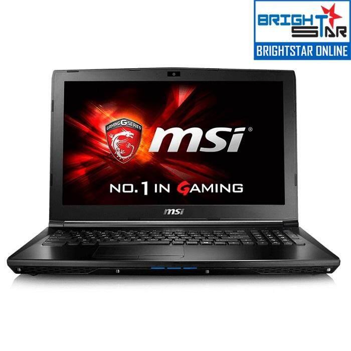 MSI GL62M 7RD-089MY Notebook (Intel I7 / 4GB / 1TB / 15.6inch / GTX1050) Malaysia