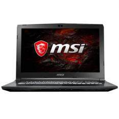 MSI GL62M-7RDX-1220 15.6 FHD Gaming Laptop TA (i7-7700HQ, 4GB, 1TB, NV GTX1050 2GB, DOS) - Desktop Only Malaysia