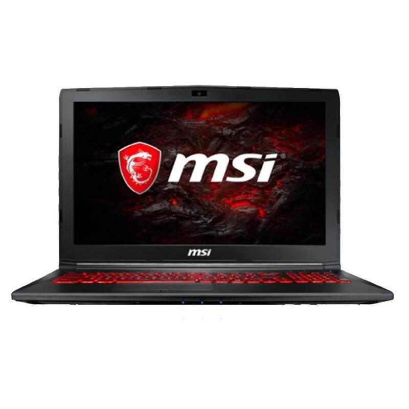 MSI GL62M 7RDX-2605 15.6 FHD Gaming Laptop Black (i7-7700HQ, 4GB, 1TB, NV GTX1050 4GB, W10) Malaysia