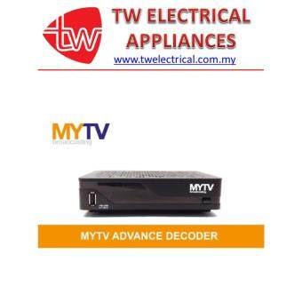MYTV Broadcasting Advance Decoder IR 9410