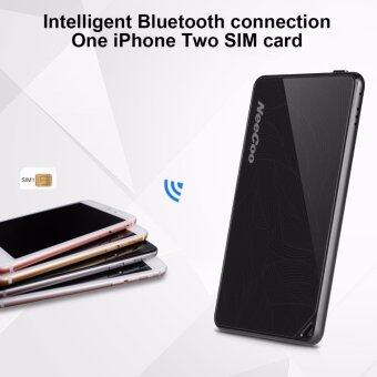 NeeCoo Bluetooth APP Dual SIM Card for Iphone IOS System - 2
