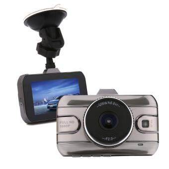niceEshop 170 Degrees Wide Angle Dashboard Camera 3.0 LCD Car DashCam 1080P Video Recorder DVR