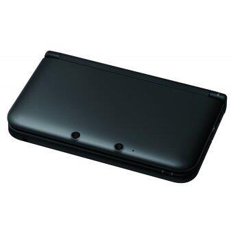 NINTENDO 3DS XL BLACK REFURBISH MOD WITH MH GENERATION GAME INSTALL