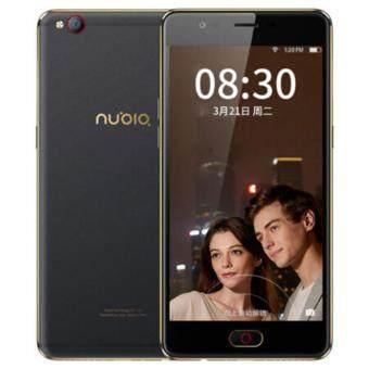 Malaysia Prices Nubia M2 LITE NX573J Octa Core 4G+32G 5.5inch Dual SIM 16.0MP Front Camera Camera Black