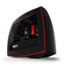 NZXT MANTA RED MINI-ITX CASE Malaysia