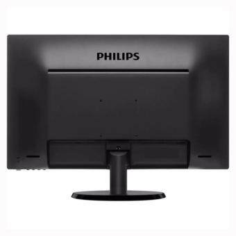 Official Philips 18.5 193V5LHSB2 HD LED Monitor With VGA / HDMI Port and Wall Mount Support Malaysia