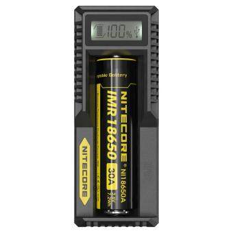 ORIGINAL Nitecore UM10 USB Smart Digi Charger w/ LCD Screen For LiIon / IMR