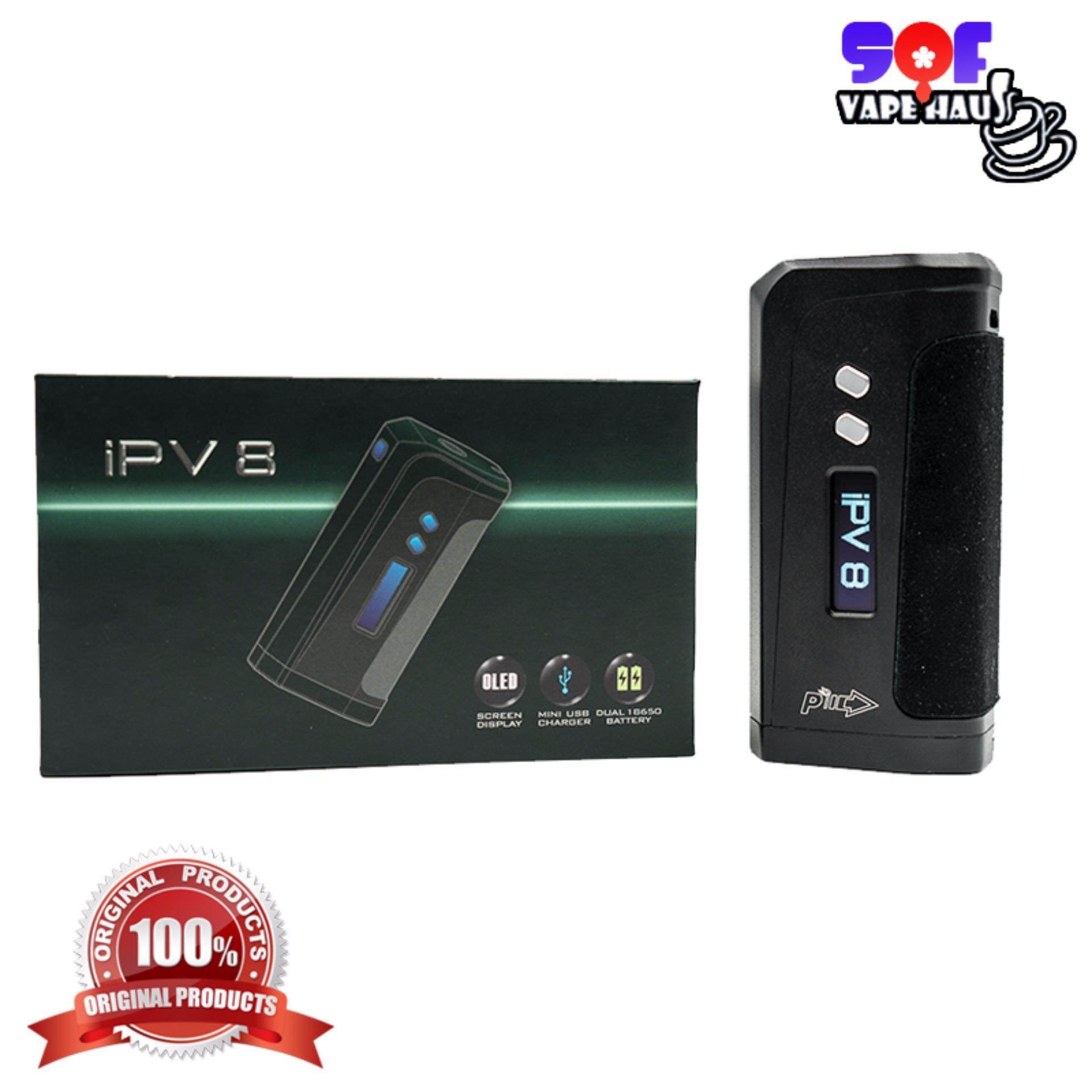IPV 8 YIHi 330 SX by Pioneer4you 230w X1 NEW!!! Black or Silver