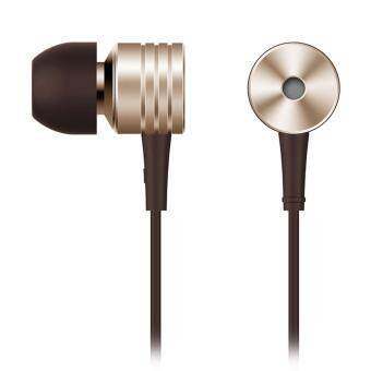 Original Xiaomi 1More Piston Classic In-ear Earphone w/ Mic -Golden