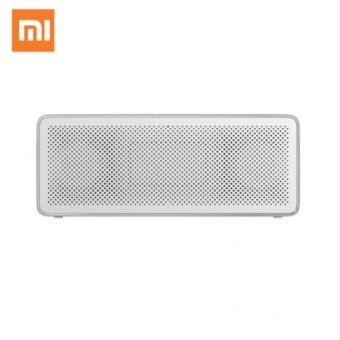 Original Xiaomi Mi Square Box 2 Stereo Bluetooth 4.2 Speaker AUX Malaysia