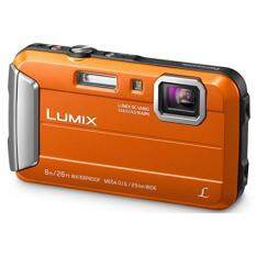Panasonic DMC-TS30 LUMIX Active Lifestyle Tough Camera Orange