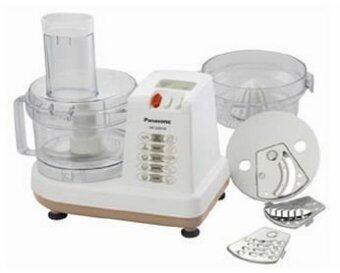 Panasonic Food Processor MKMNS White Lazada Malaysia - Kitchen processor