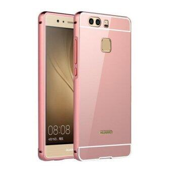 huawei p9 gold. pc plastic case for huawei p9 plus (rose gold) gold p