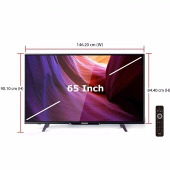 ... Philips TV 65-Inch Full HD (2016 Model - 65PFT5250) 3 x HDMI