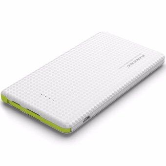 Pineng PN-951 White 10000mAh Power Bank with Lightning Connector +PN301 2in1 Micro USB & Lightning Cable [FREE POUCH] - 2