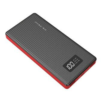 PINENG PN-963 10000mAh Lithium Polymer Power Bank (Black)