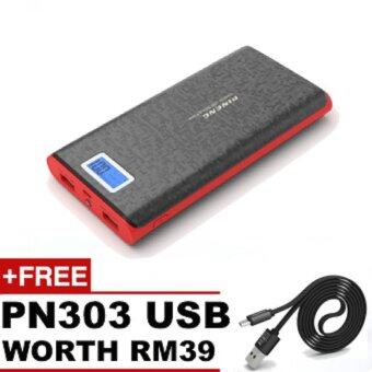 Pineng PN920 Powerbank 20000mAh - Black foc Pineng Pn303 Usb