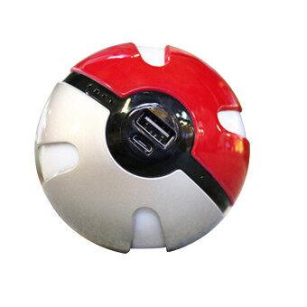 Features Pokemon Go Pokeball Powerbank 100percent Genuine Original