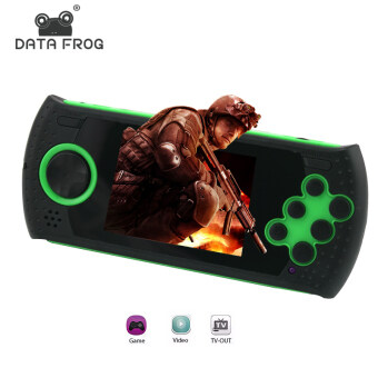 Harga Portable 3 Inch 16 Bit Handheld Game Console Players Build In 100Classic Game PVP PXP MP3 MP4 Game Player Gift For Kids