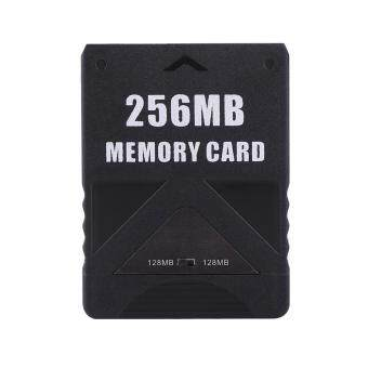 Harga PS2 Memory Card High Speed for Sony PlayStation 2 Games Accessories(256M)