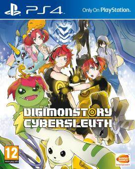 Harga PS4 DIGIMON STORY CYBER SLEUTH - R1/ALL