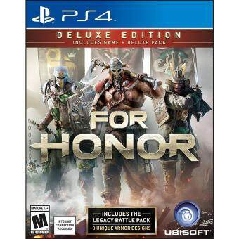 Harga PS4 FOR HONOR DELUXE EDITION (R3)(Promotion)