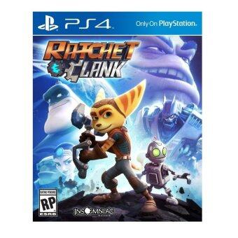 Harga (PS4) Ratchet & Clank (RALL/ENG)