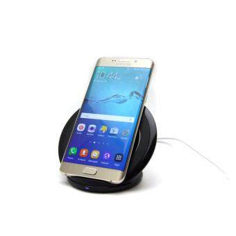 QI Wireless Charger Pad Stand Wireless Charger Fast Charging Quick Charger For SAMSUNG S7/S7 Edge/S6/S6 edge/Note5