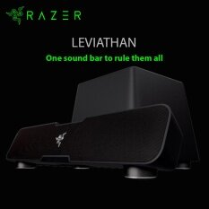 Razer Leviathan 5.1 Surround Soundbar (Dolby@ technology, Bluetooth v4.O aptX@, Built in NFC Technology) RZ05-01260100-R3A1 Malaysia