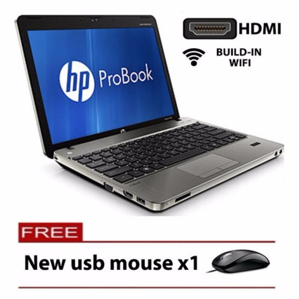 ( REFURBISHED 12 ) HP Probook Intel Celeron HDMI LAPTOP NETBOOK NOTEBOOK Malaysia