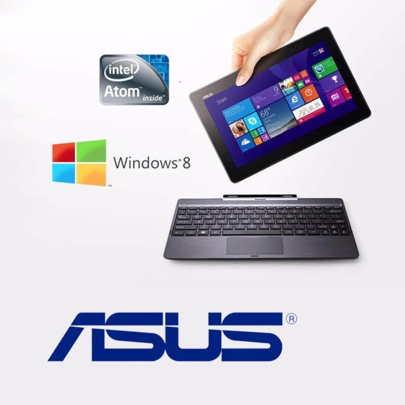 Refurbished Asus T100TAF Laptop / 10.1 /2GB RAM /64GB HDD/ Z3735 / One Month Warranty Malaysia