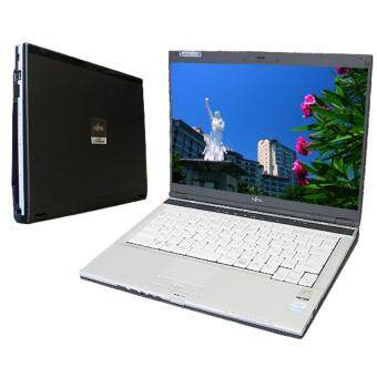 ( Refurbished ) Fujitsu lifebook 13.3 C2D 2.1ghz 2gb ram 160gb hdd build-in wifi and dvdrom laptop notebook Malaysia