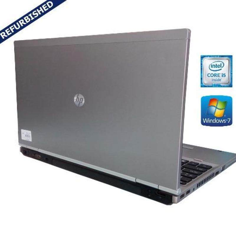 Refurbished HP ElitBook 8460p Intel core i5-2410M CPU @ 2.30GHz, Win 7 Original Malaysia