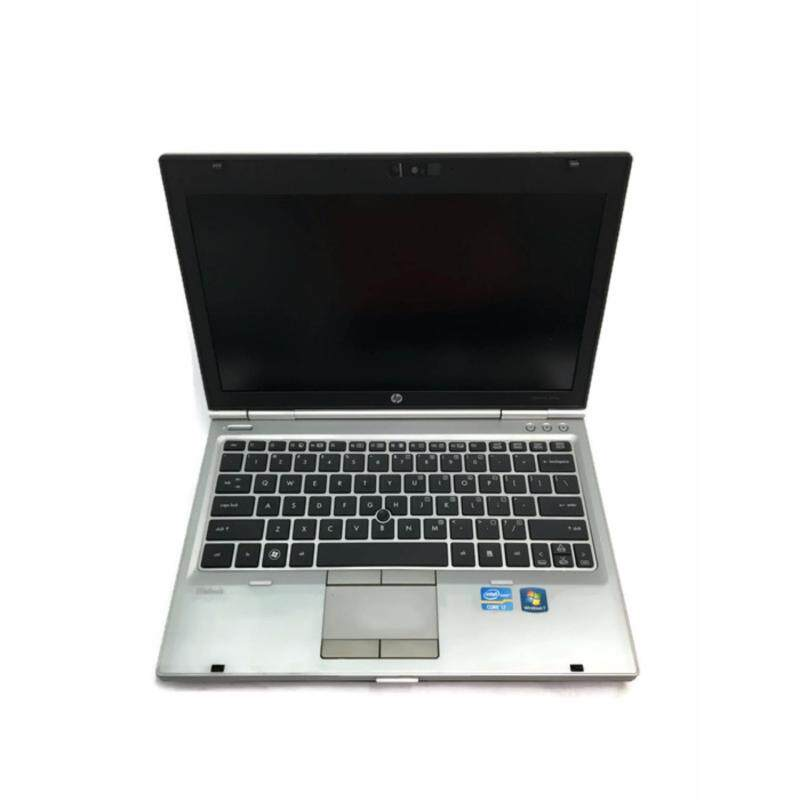 (REFURBISHED) HP EliteBook 2560p Notebook i7-2640m 2.8GHz 4G RAM 320GB HDD Webcam 12.5 Window 7 upgraded to Window 10 Pro Malaysia